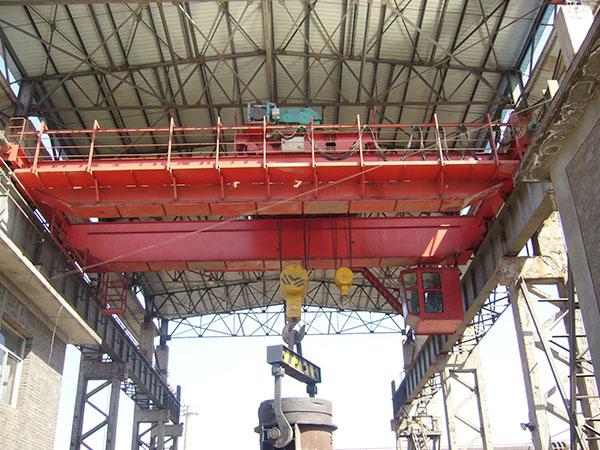 Grúa Puente de 20 toneladas