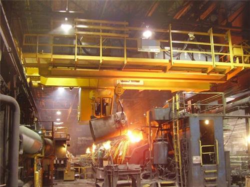 Grúa viajera de 60 toneladas es una grúa de alta toneladas