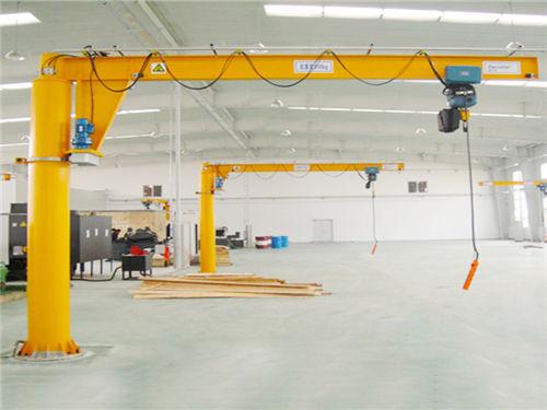 Weihua pluma giratoria de columna para la venta con alta calidad.