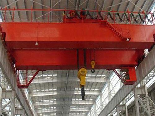 Weihua EOT grúa viajera de 30 toneladas para la venta.